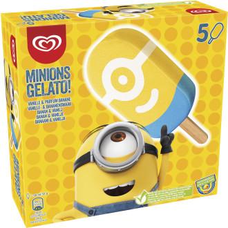Minions Banan   Vaniljglass 5-Pack 2468466863e56
