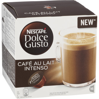 Cafe Au Lait Intenso