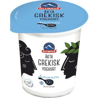grekisk yoghurt pris
