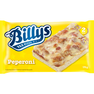 Pan Pizza Peperoni