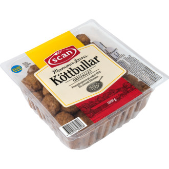 mamma scans köttbullar ingredienser