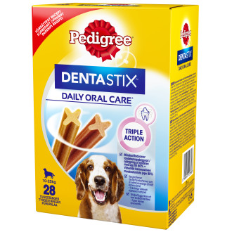 Dentastix Medium 28-Pack