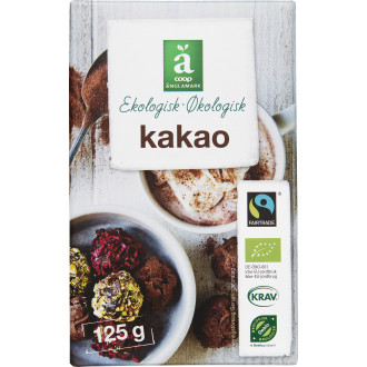 Kakao KRAV Fairtrade