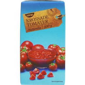 krossade tomater innehåll