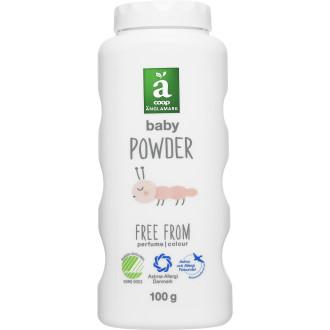 baby powder ica