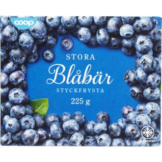 blåbär pris per liter