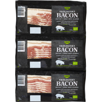 Bacon 3-Pack EKO