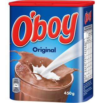oboy chokladdryck innehåll