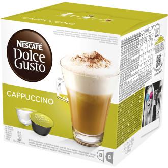 cappuccino kapslar