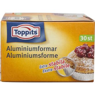 bakformar aluminium engångs