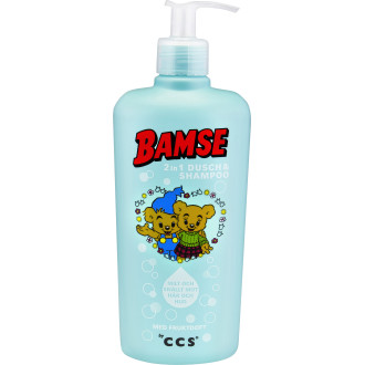 2-In-1 Bamse