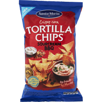Tortilla Chips Sourcream Bbq