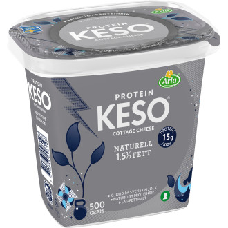 KESO Cottage Cheese Protein Naturell