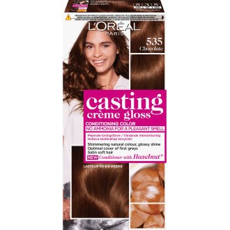 Casting Creme Closs Chocolate 535