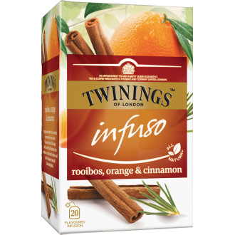 Rooibos Orange Cinnamon Twinings
