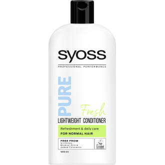 Pure Fresh Conditioner Syoss