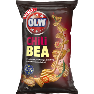 Chips Chili Bea Olw