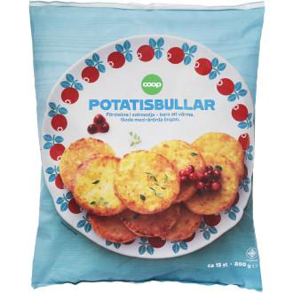 felix potatisbullar innehållsförteckning