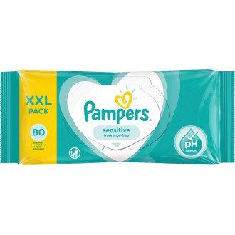 Sensitive Wipes 1X Pack Pampers