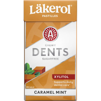 Dentafresh Caramel Mint