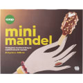 Glass Mini Mandel 8-Pack
