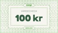 Värdecheck 100 kr