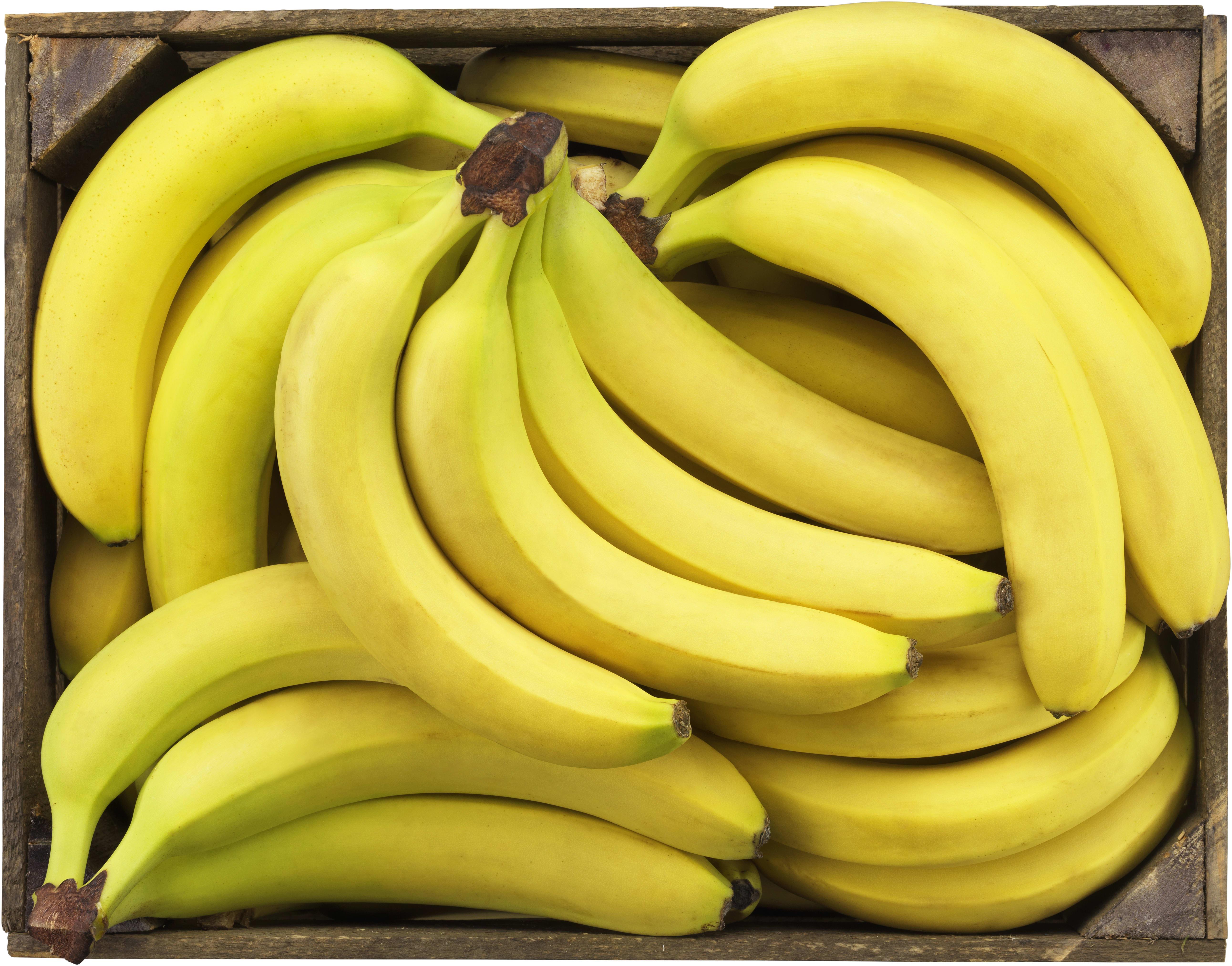 hur mycket protein innehåller en banan
