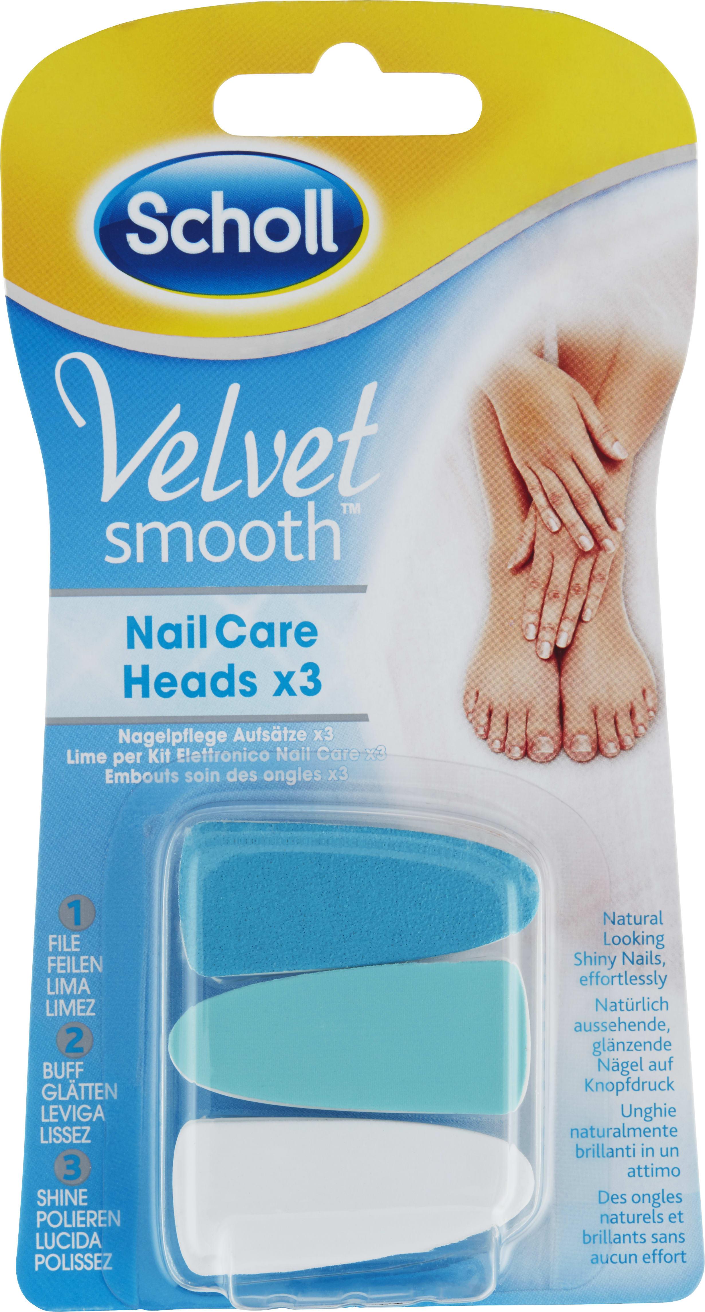 scholl velvet smooth nagelolja