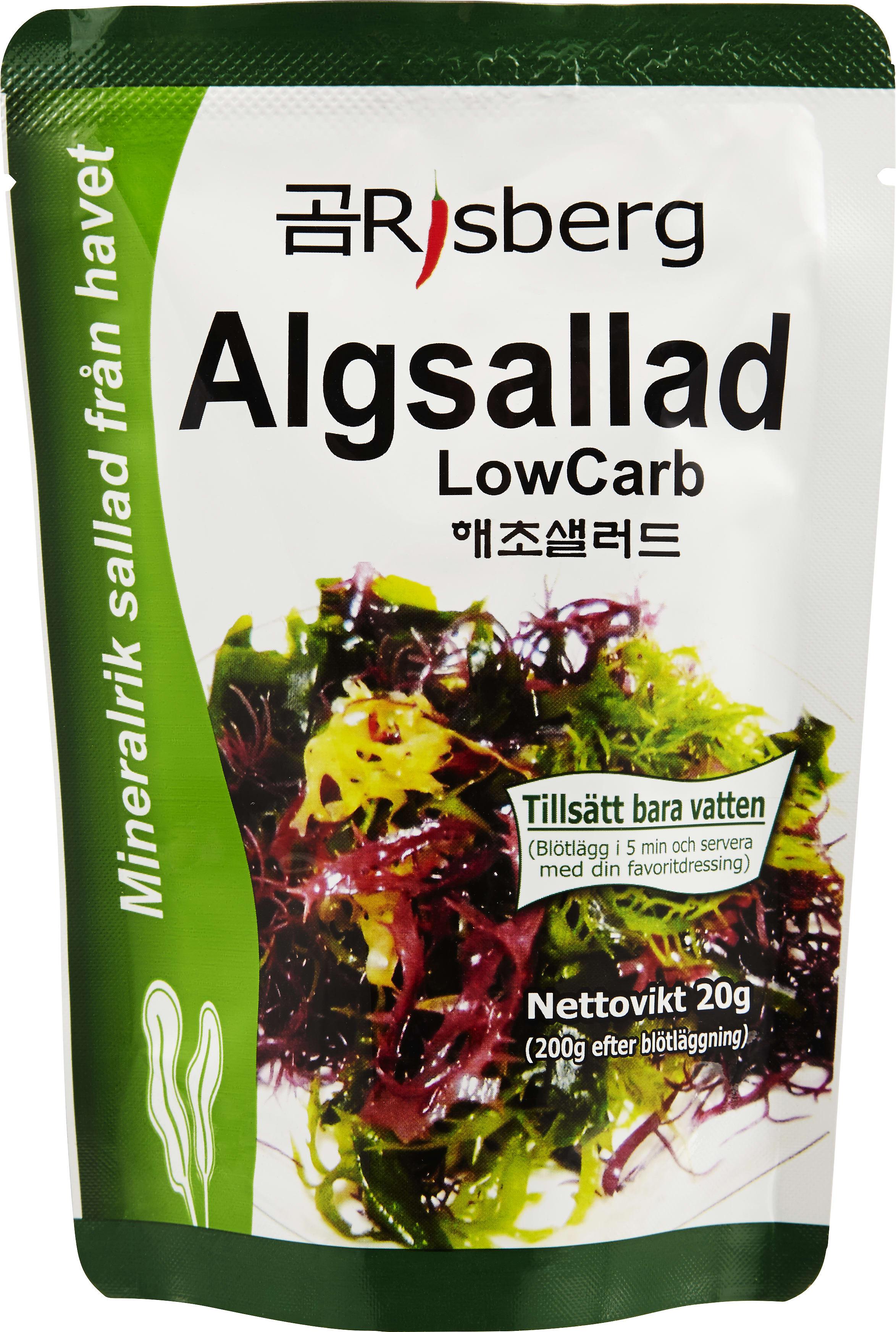wakame alger köpa