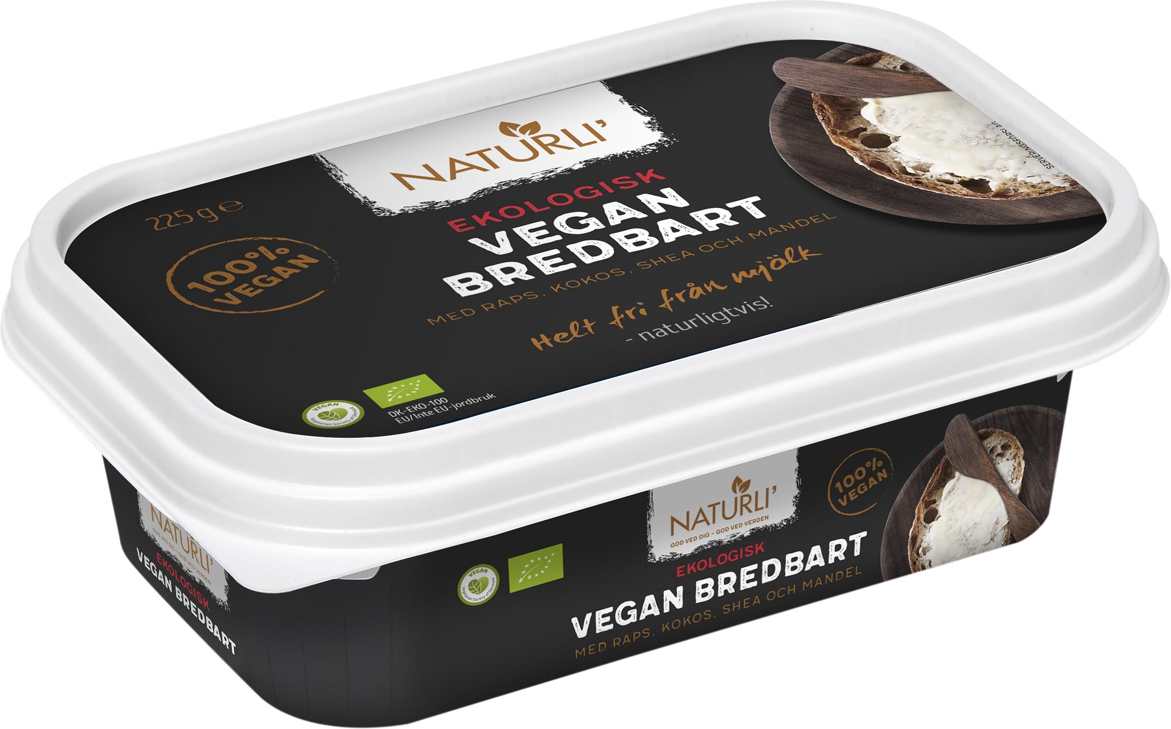 mjölkfritt smör vegan