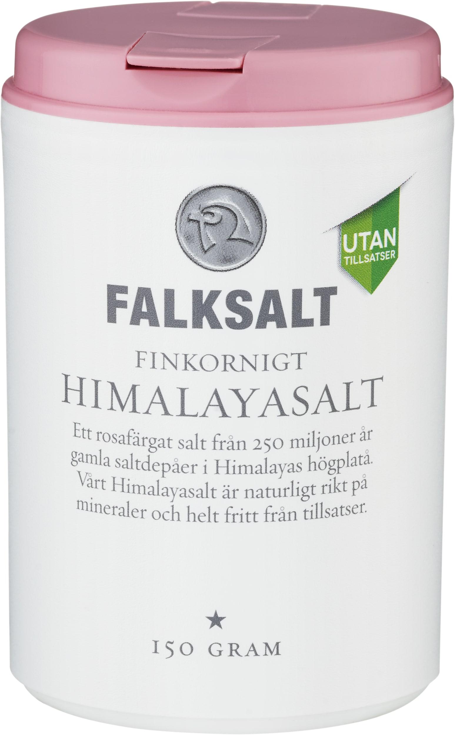 salt utan tillsatser