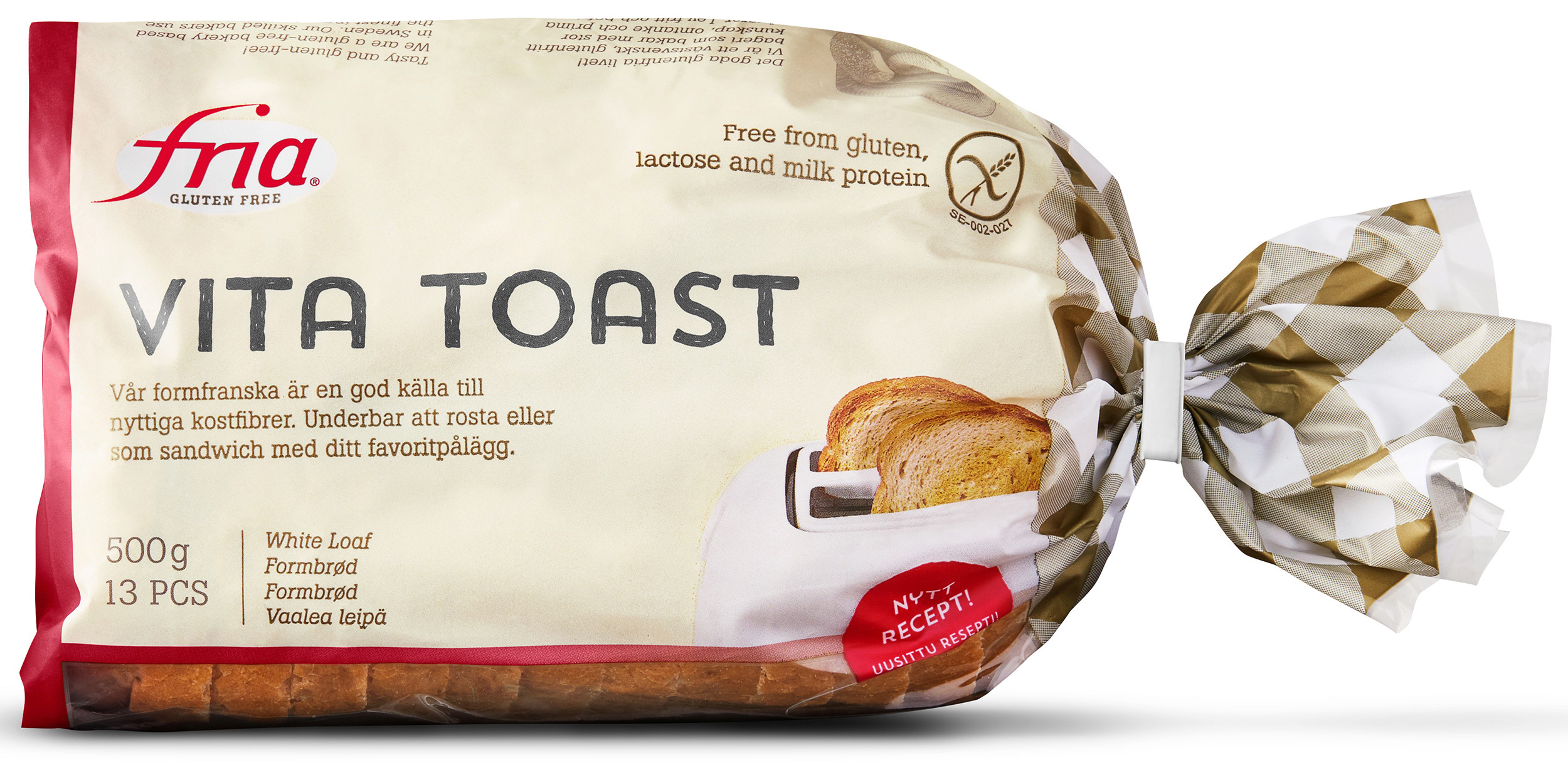 glutenfritt bröd ica