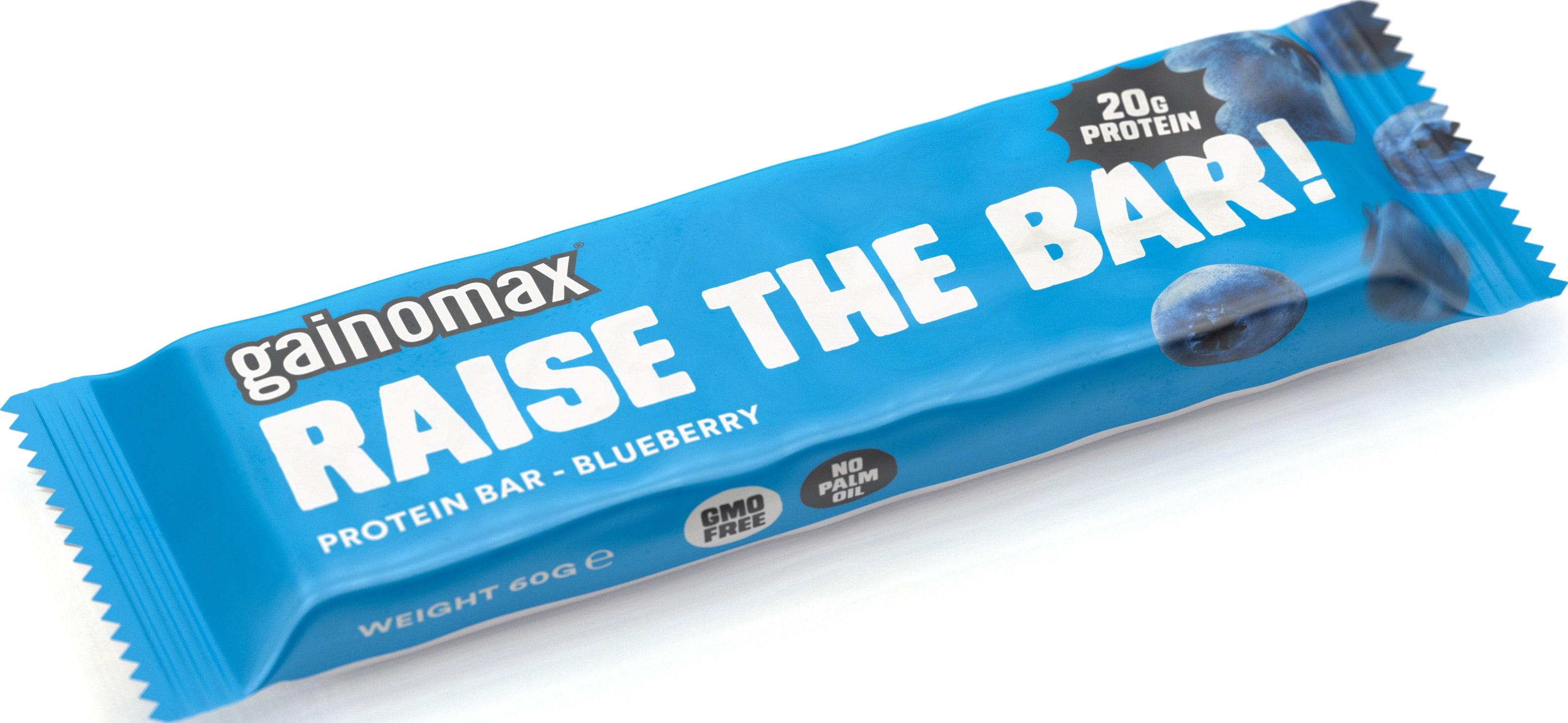 gainomax raise the bar