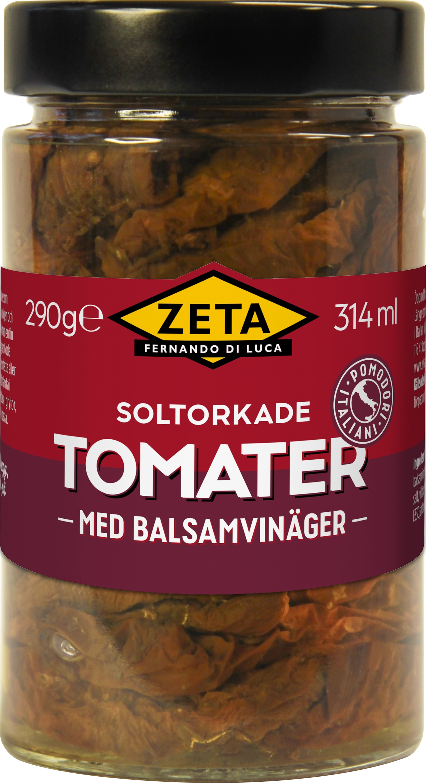 soltorkade tomater kcal