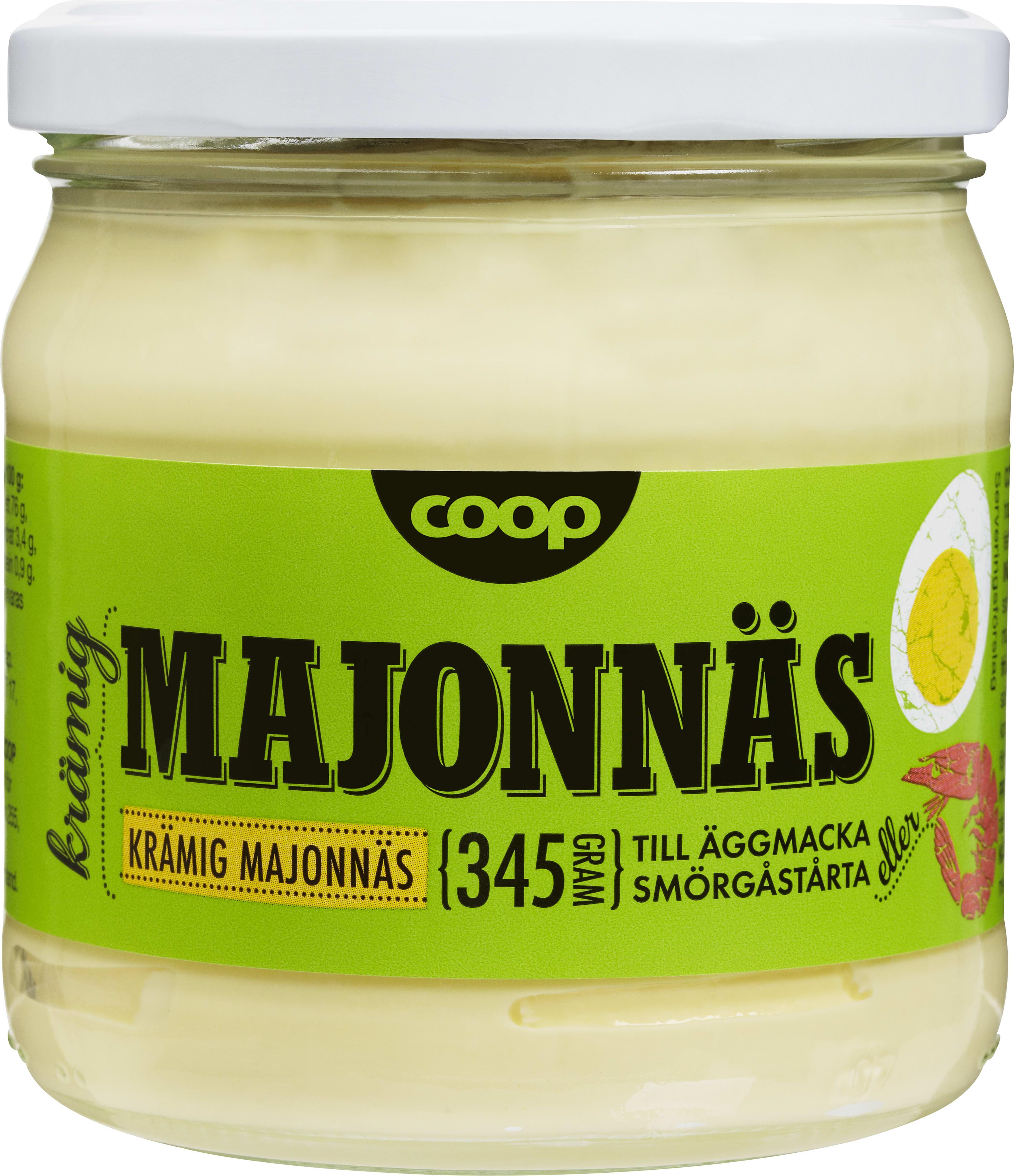 coop extra majonnäs