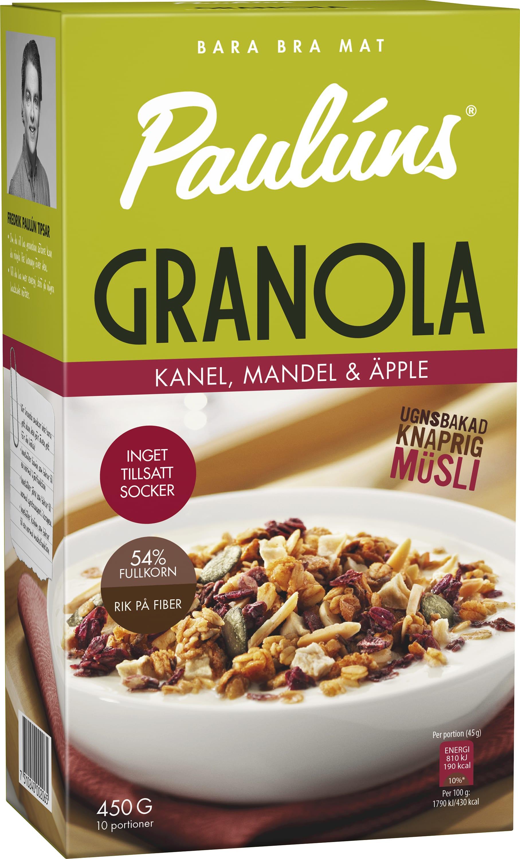granola musli nyttigt