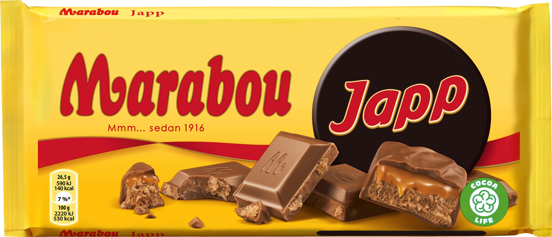 marabou choklad ingredienser