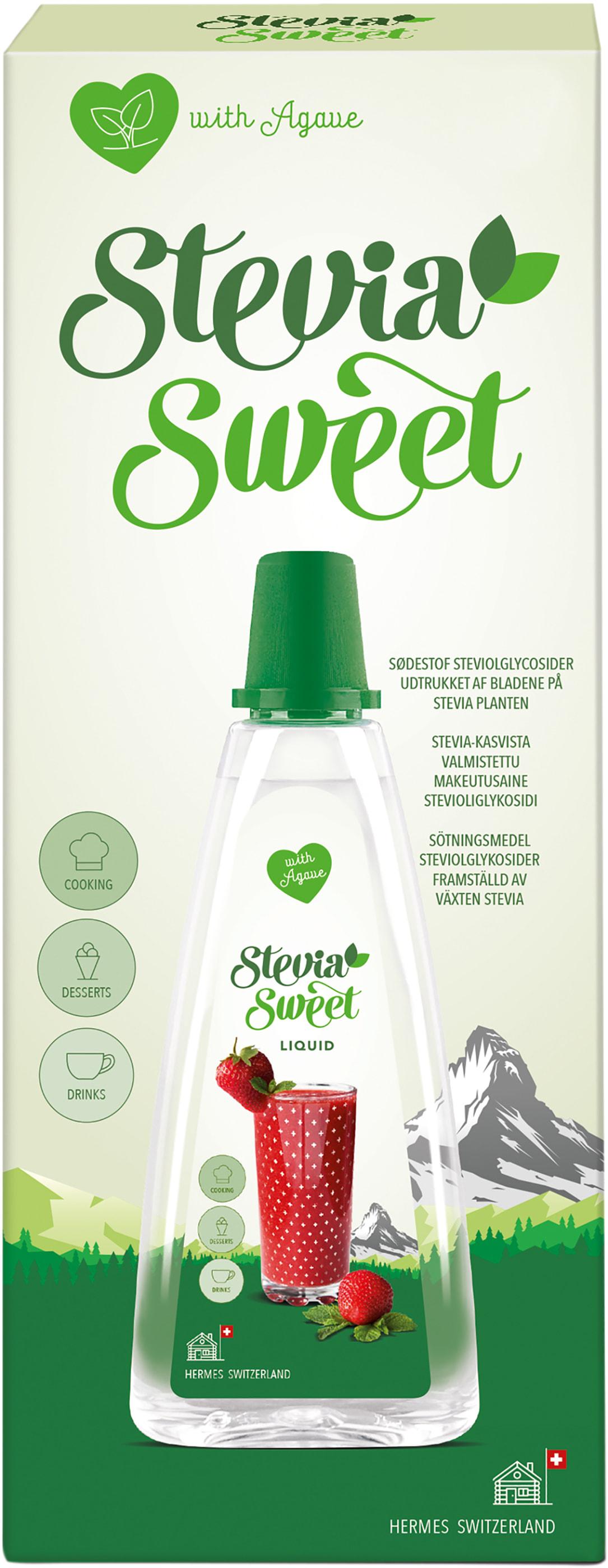 stevia sötningsmedel ica