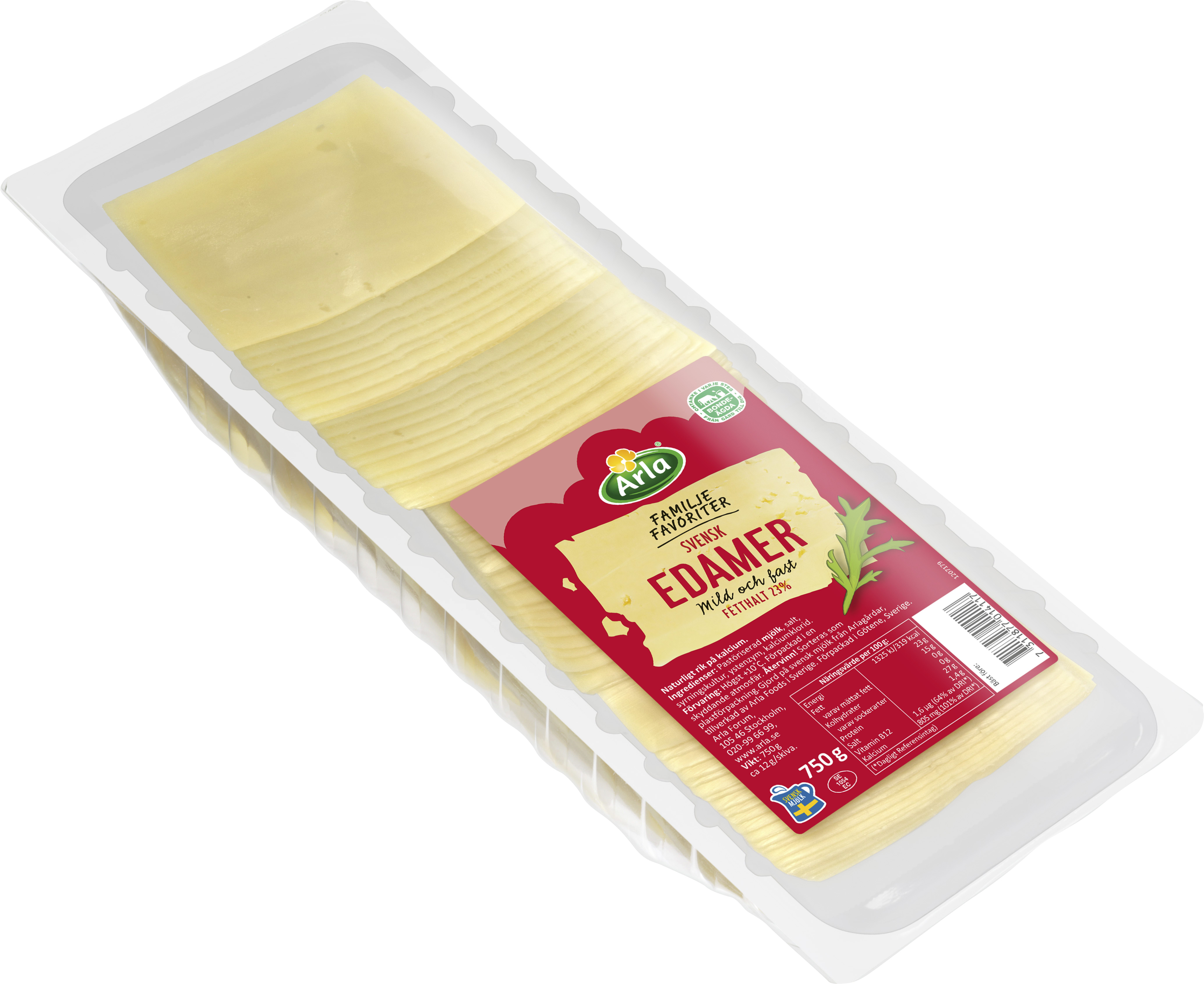 edamer ost pris