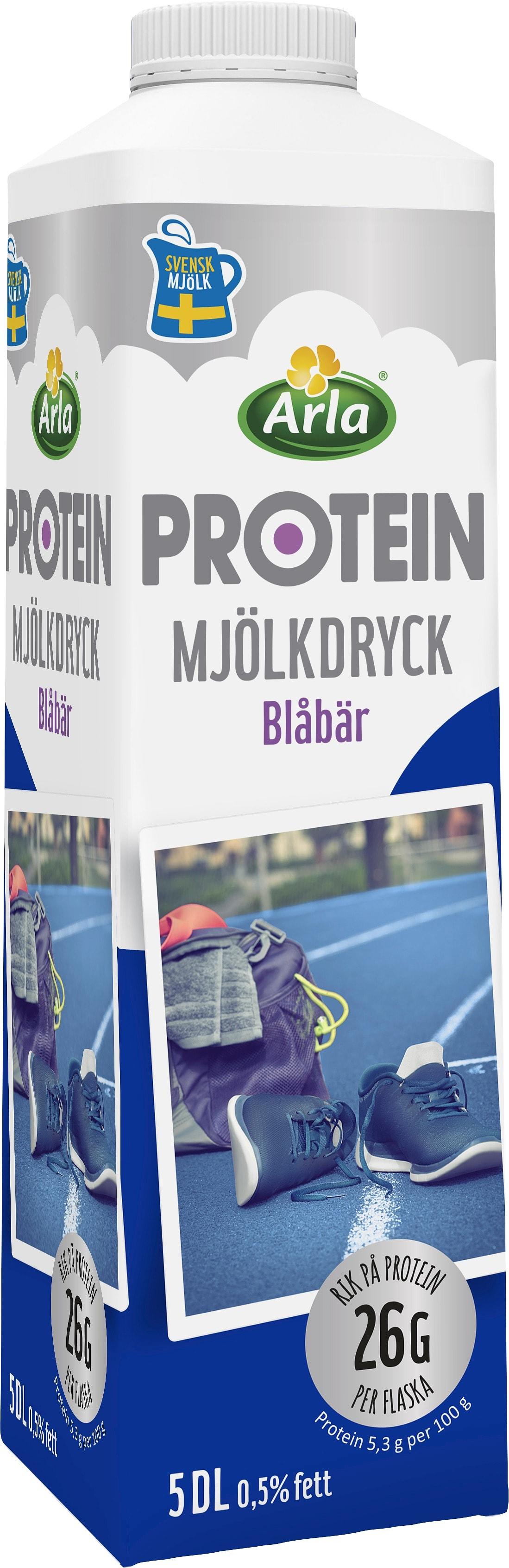 protein mjölk