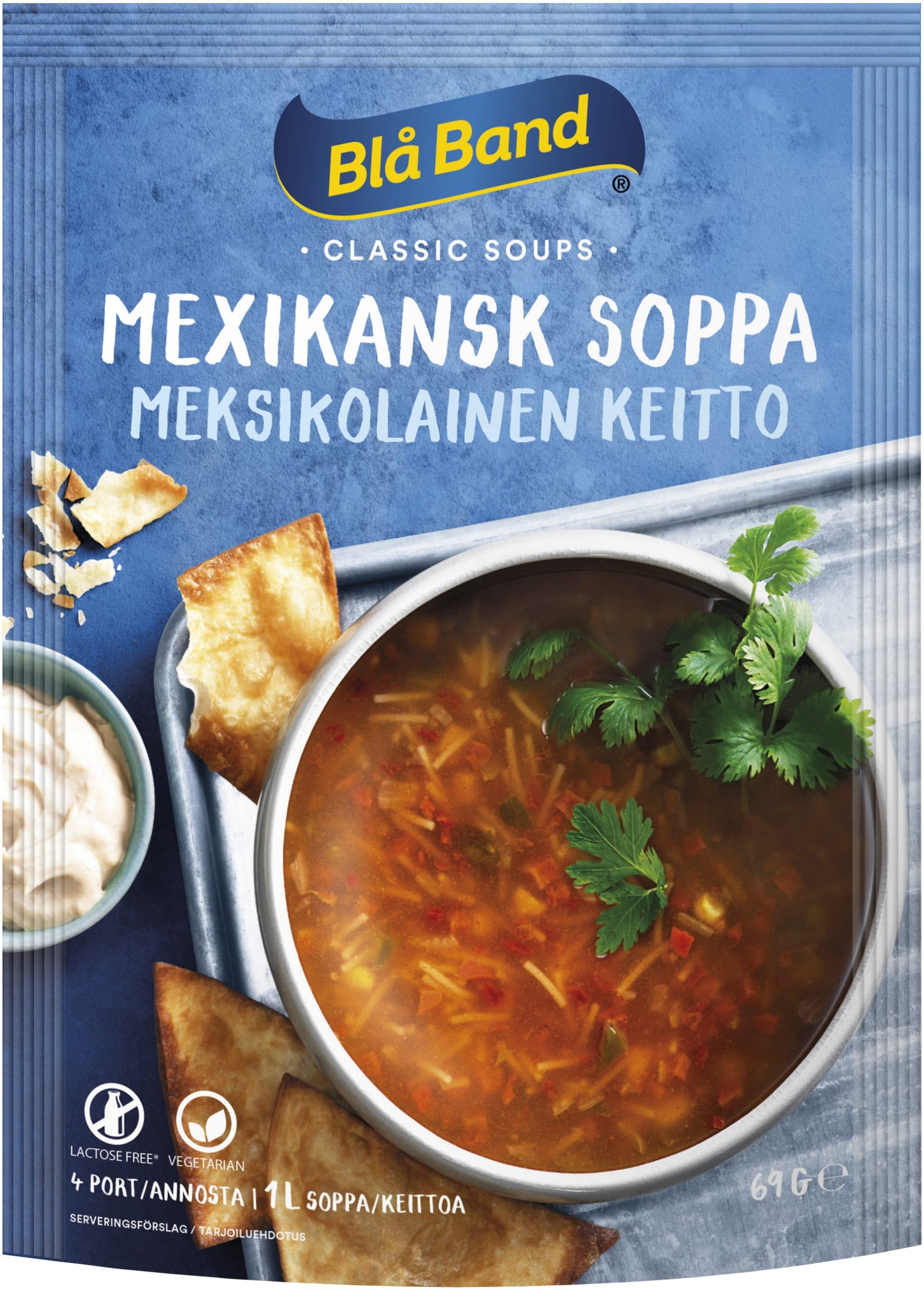 pauluns soppa recept