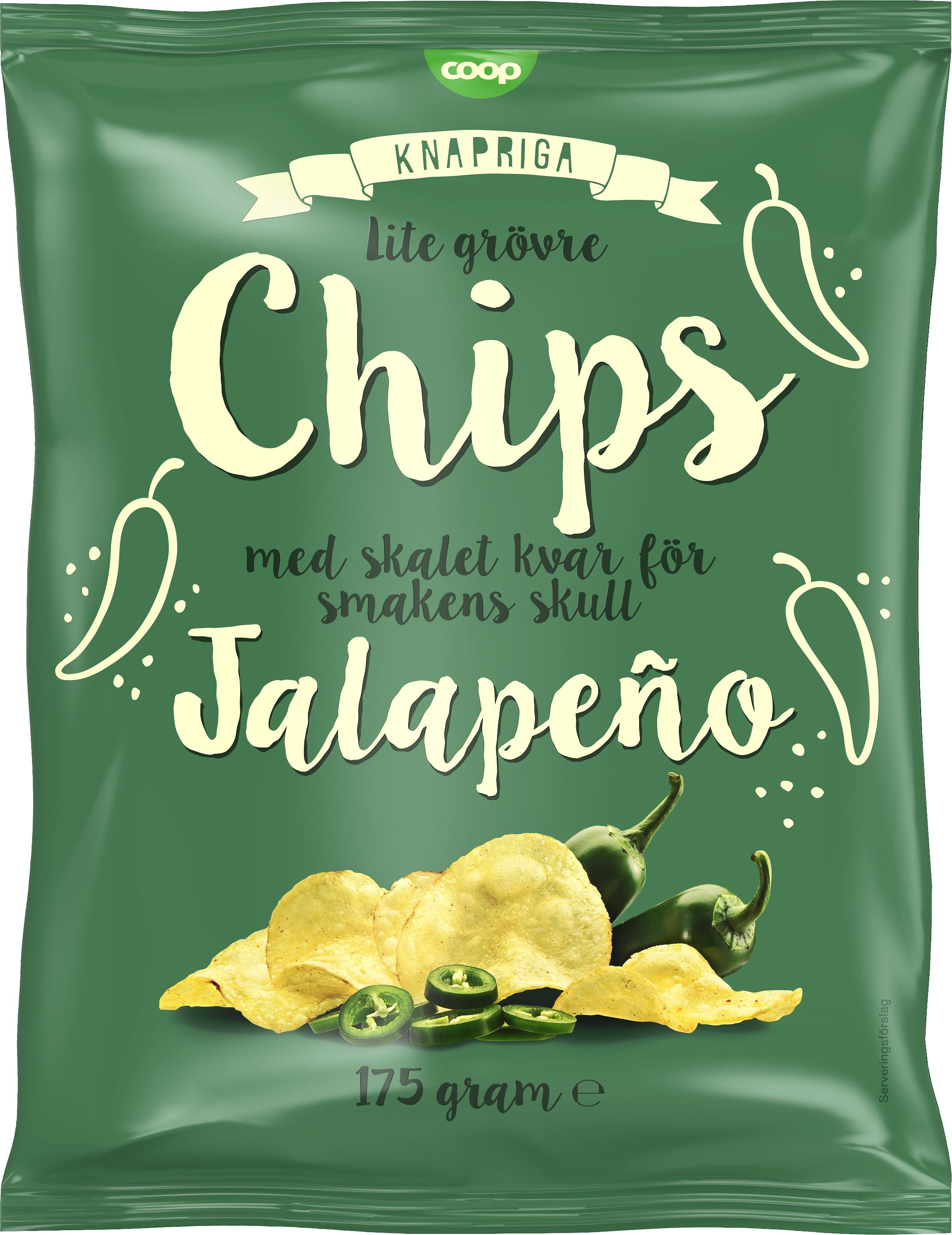 chips liten påse