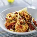 Tomatsås med spagetti