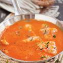 Tomatig fiskgryta
