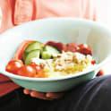 Couscous med grillsmak och chorizo