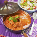 Delhi style chicken (kycklinggryta)