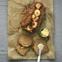 Bikarbonatsbröd med äpple och fänkål