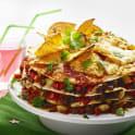 Tacotårta med nachos
