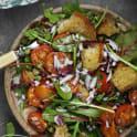 Toscansk tomatsallad