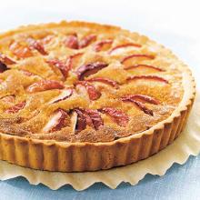 Bild på Äppelpaj med mandelmassa